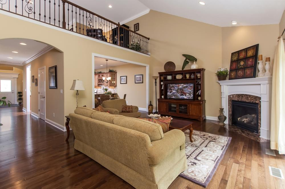 Family Rooms Photos By Brennan Homes