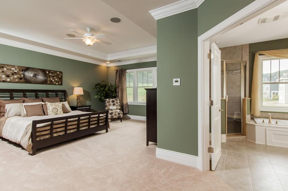 Master Suites Photos By Brennan Homes