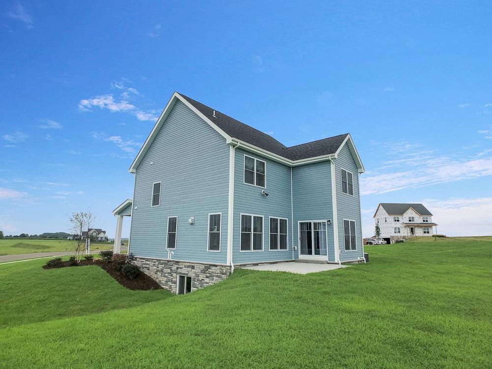 Exterior Photos By Brennan Homes