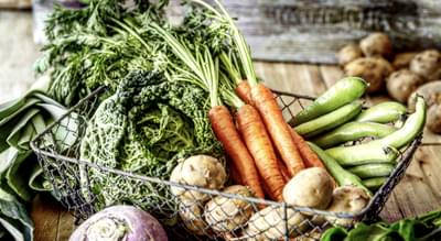 Top 5 vegetables to grow in your garden this Spring!