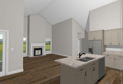 1,572sf New Home in Harmony, PA