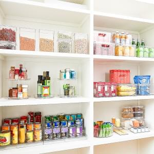 Reusable items in your Pantry