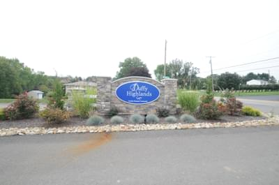 Duffy Highlands in Butler by Brennan Homes