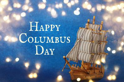 Happy Christopher Columbus Day