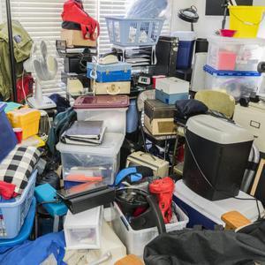 Clutter Versus Keepers