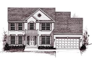 The Aspen New Home Floor Plan
