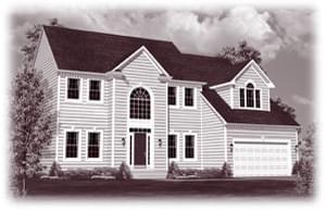 The Gordon New Home Floor Plan