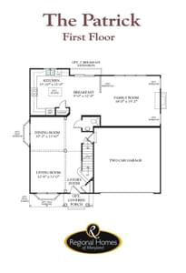 2,352sf New Home