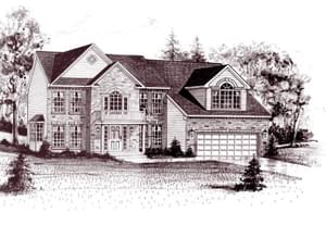 2,879sf New Home