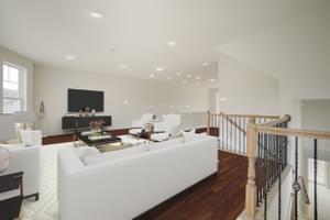 Living Room. 2,650sf New Home