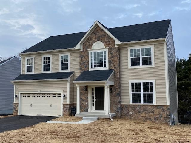 New Homes in Marriottsville, MD