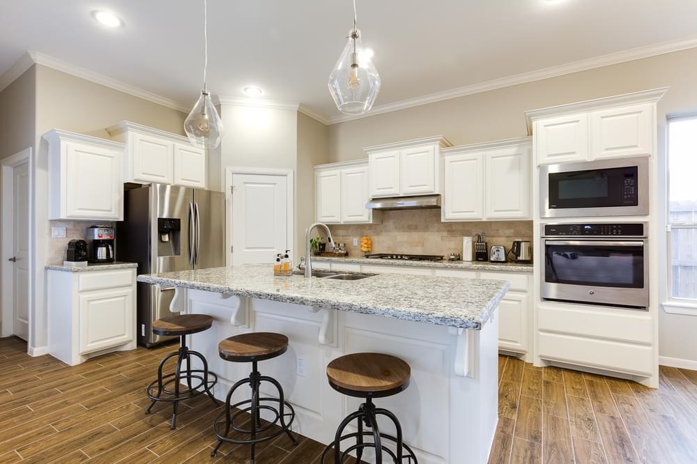 The Santa Maria new home in Edinburg, TX
