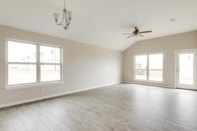 413 S Castillos y Diamantes St. , Mission TX New Home for Sale