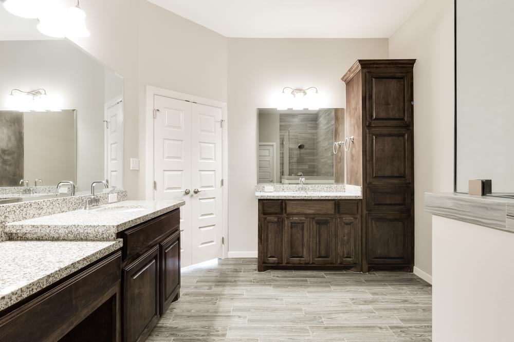 The San Lorenzo new home in McAllen, TX