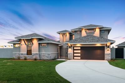 4604 Ensenada Ave, McAllen TX New Home for Sale