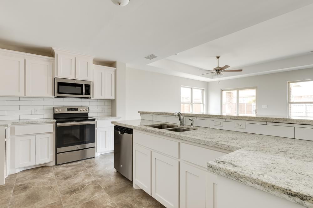 The Velasco new home in Edinburg, TX