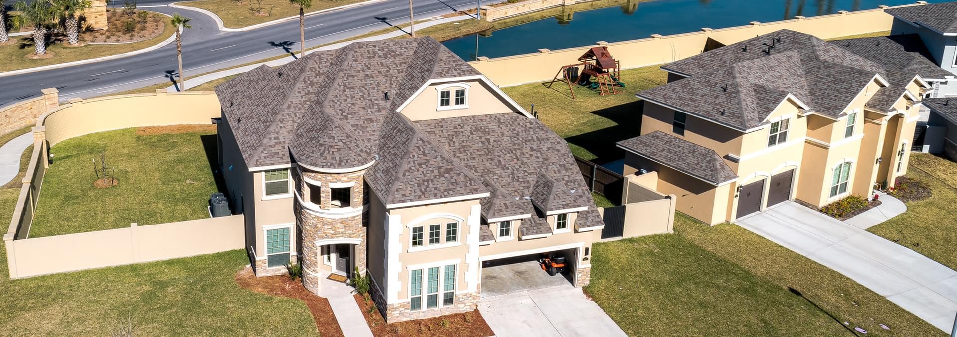 Ensenada at Tres Lagos New Homes in McAllen, TX