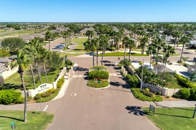 Retama Village (55+) at Bentsen Palm