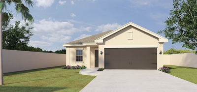 500 S. Paseo Del Rey, Mission TX New Home for Sale