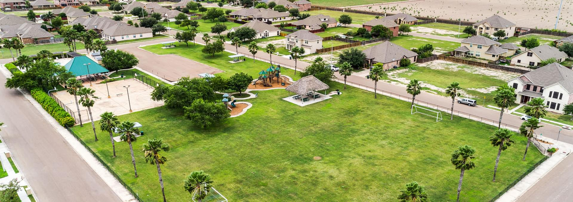 Tanglewood at Bentsen Palm New Homes in Mission, TX