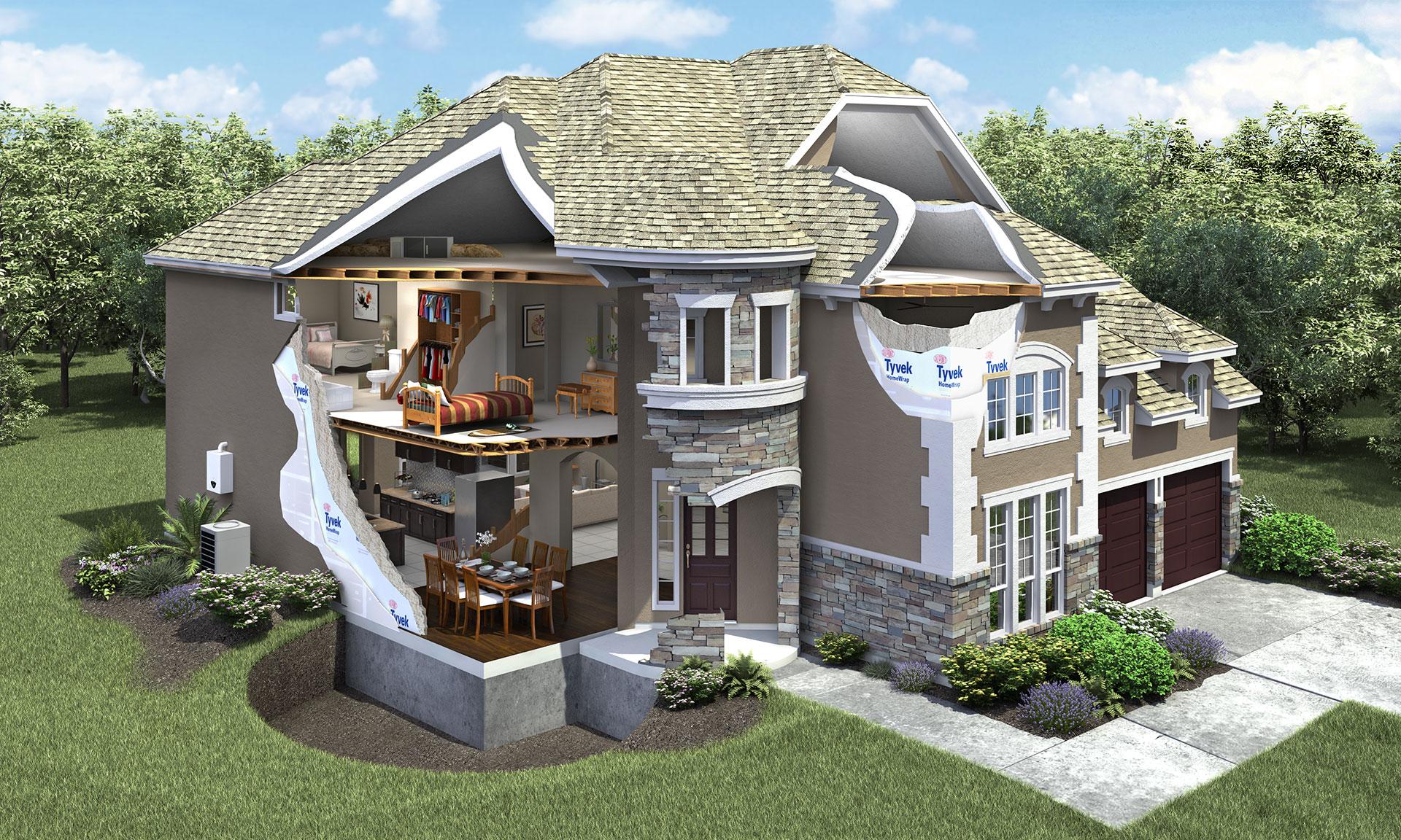 E-Efficient Home