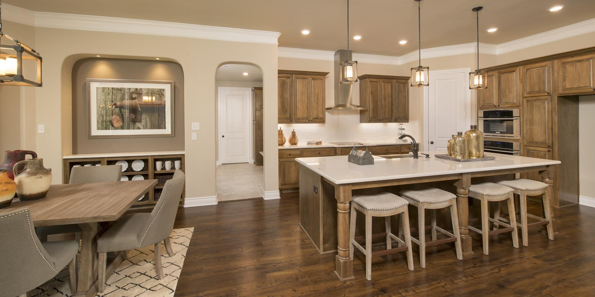 New Homes In Mckinney Tx From Tilson