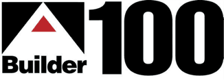 Named to Builder Magazine's Builder 100