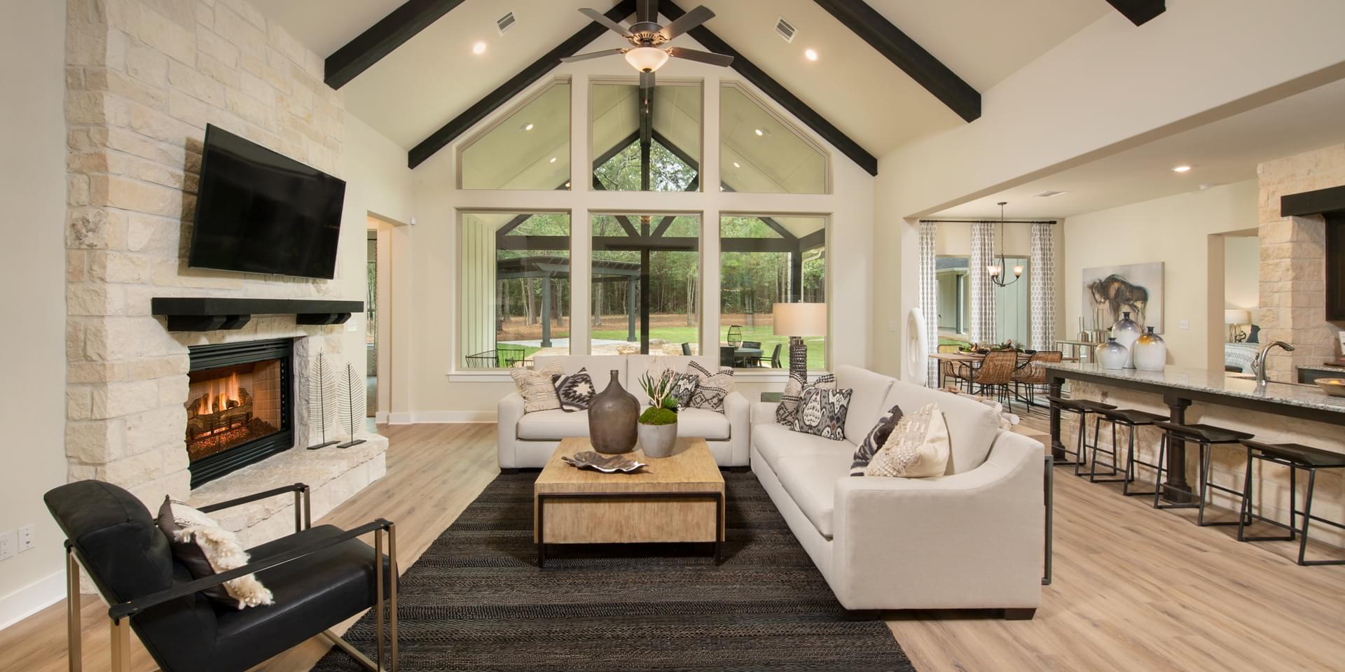 New Homes In Huntsville Tx From Tilson Custom Home Builders