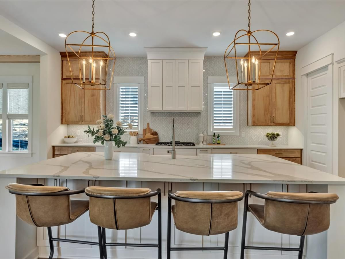 CraftMaster Homes Gallery - Kitchens