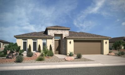 Cordoba - Available floorplan from Cole West