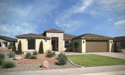 Naples - Available floorplan from Cole West