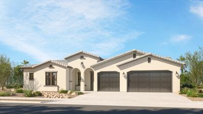 Luna - Available floorplan from Cole West