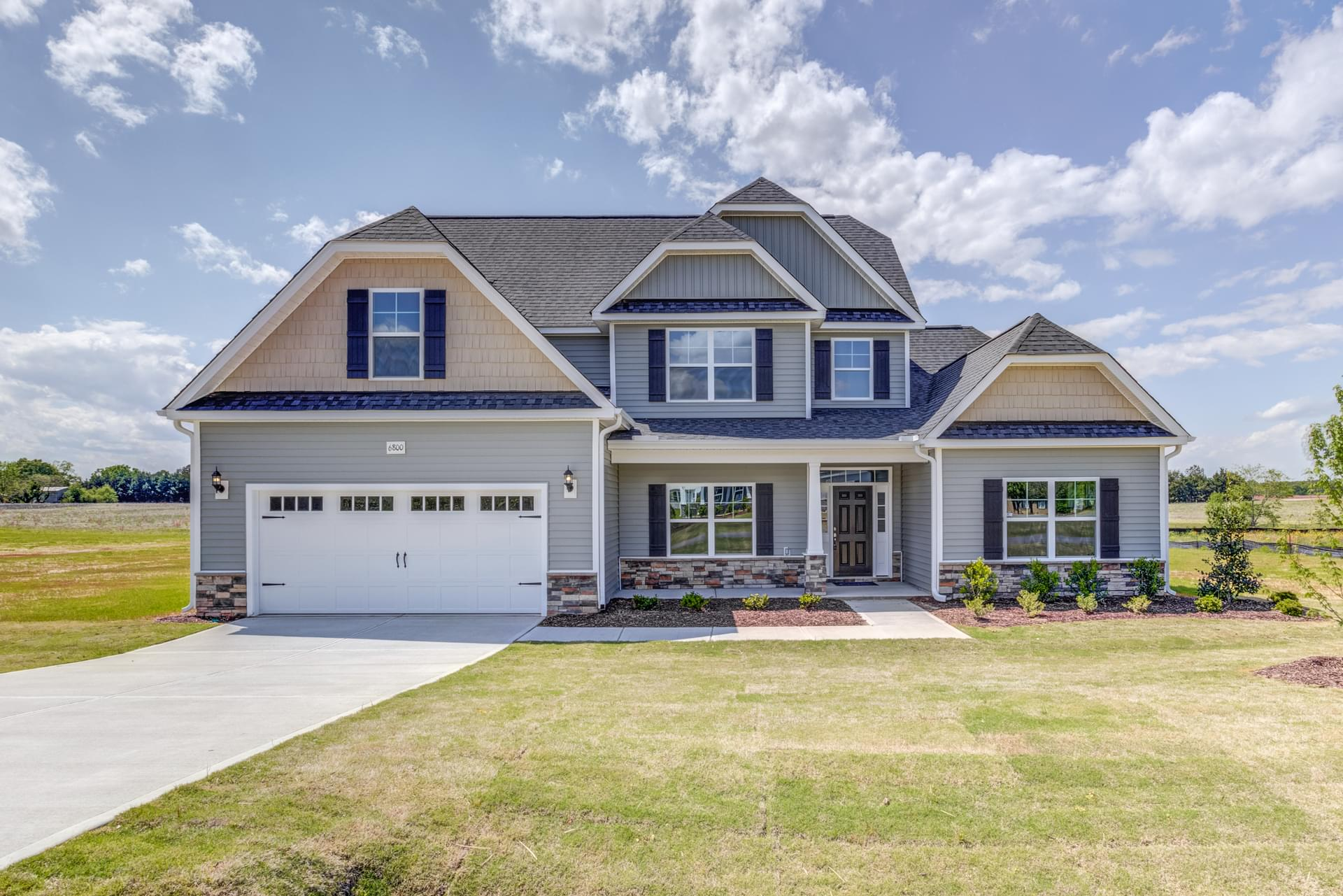 New Homes In Raleigh Nc Arlington Manor From Caviness Cates Communities