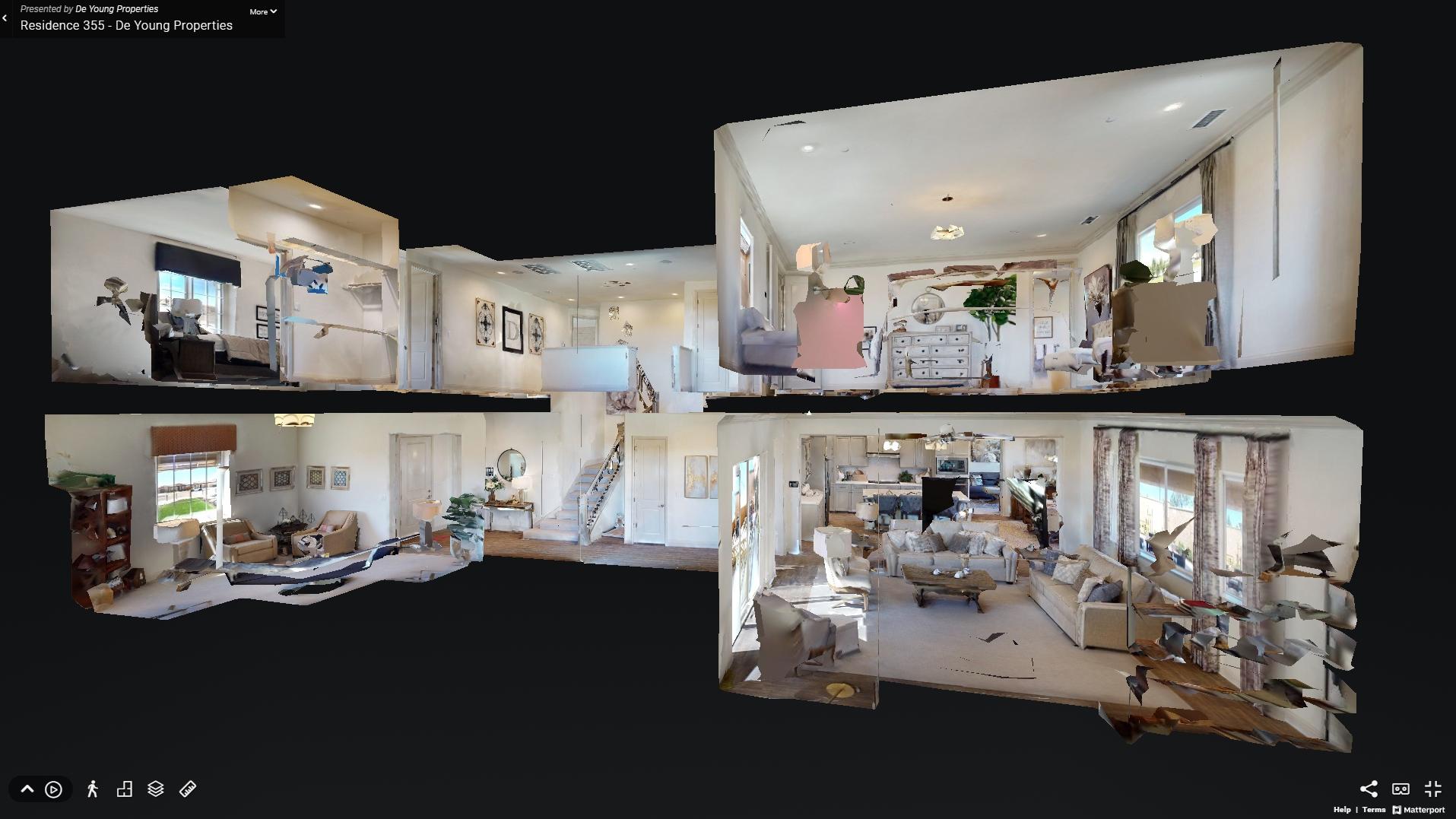 Virtual 3D Tours