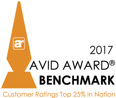 Another for the Shelf: DeYoung Wins the 2017 Avid Benchmark Award