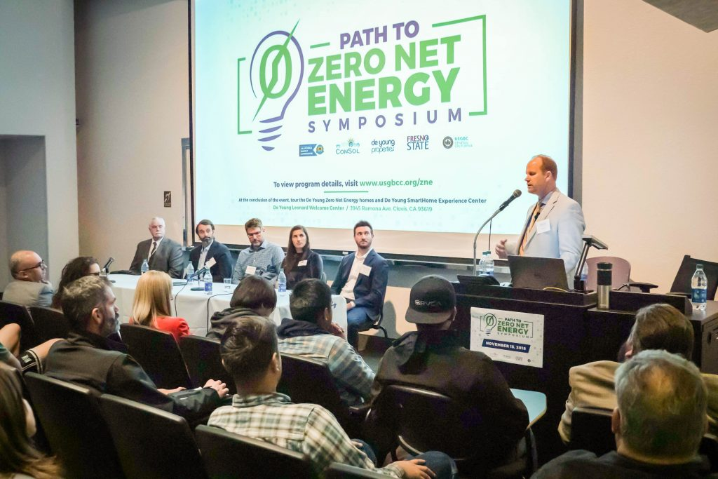 Central Valley Leads California's Green Homebuilding Education with A Path to Zero Net Energy Symposium!