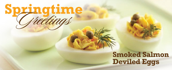 Springtime Greetings Recipe From DeYoung!