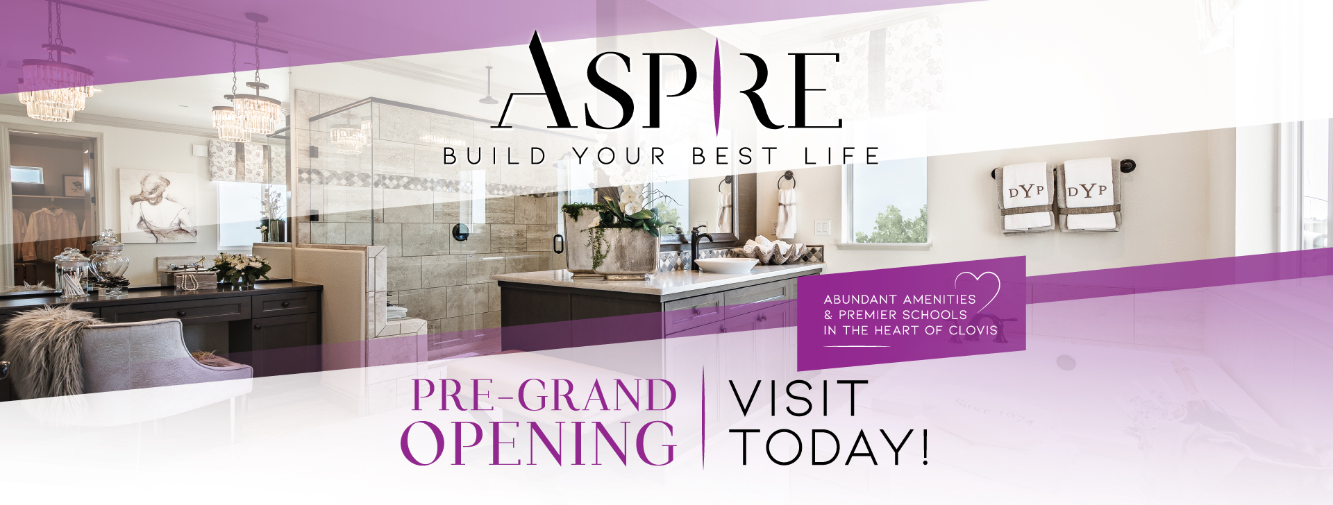 70% Sold At DeYoung Aspire During Successful Pre-Grand Opening! Hurry! Don't Miss Your Chance!