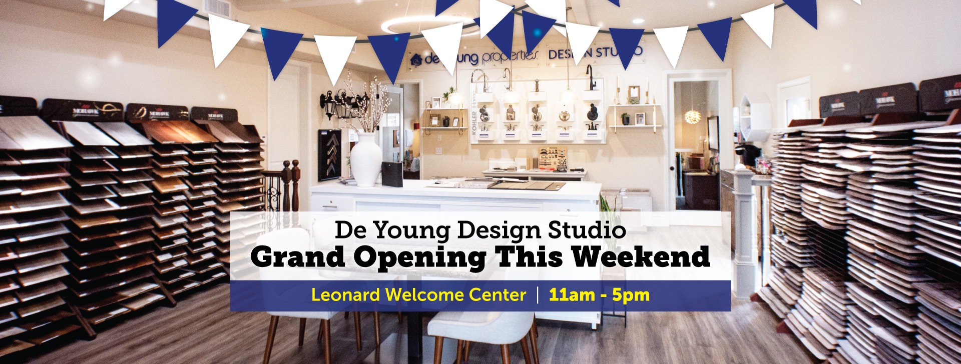 Tour The New, Exclusive De Young Design Studio At The Grand Opening Event This Weekend