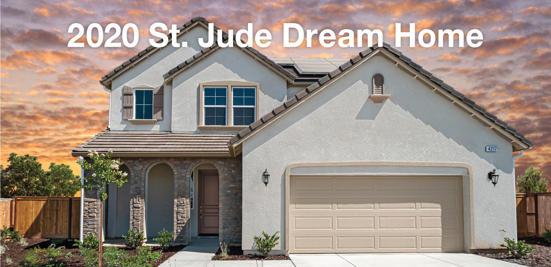 Last Chance To Reserve Your Ticket For The 2020 St. Jude Dream Home! Call (800) 543-5887 Today!