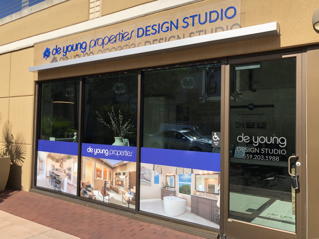 For a Limited Time Only: Tour the Exclusive DeYoung Design Studio in River Park Shopping Center!