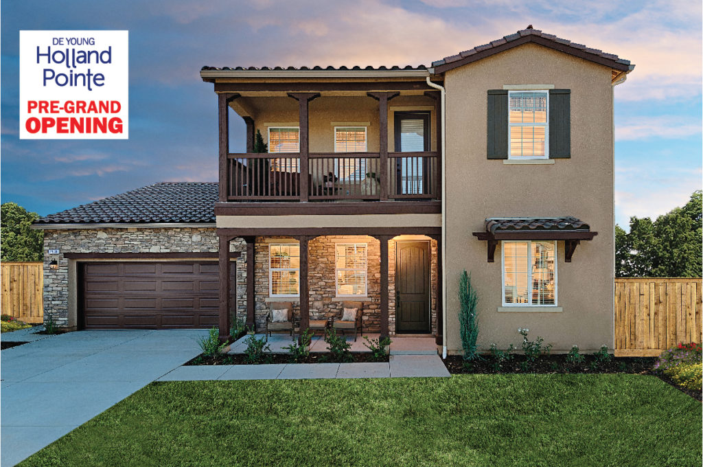 Pre-Grand Opening Event On Saturday, Dec. 3rd For Newest DeYoung Community, Holland Pointe. Don't Miss Out!