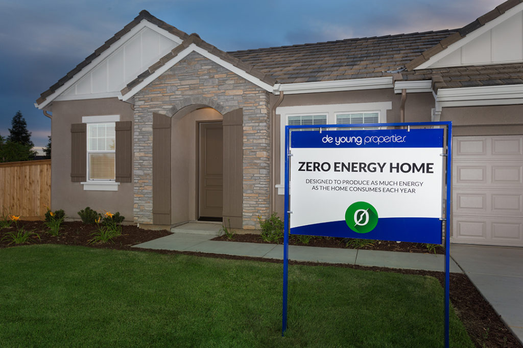 Purchase One Of The First Zero Energy Homes In The Central Valley At De Young Sierra Crossing!