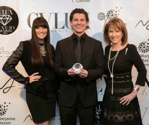 CV LUX Names DeYoung Properties Winner of the 2015 Diamond Award