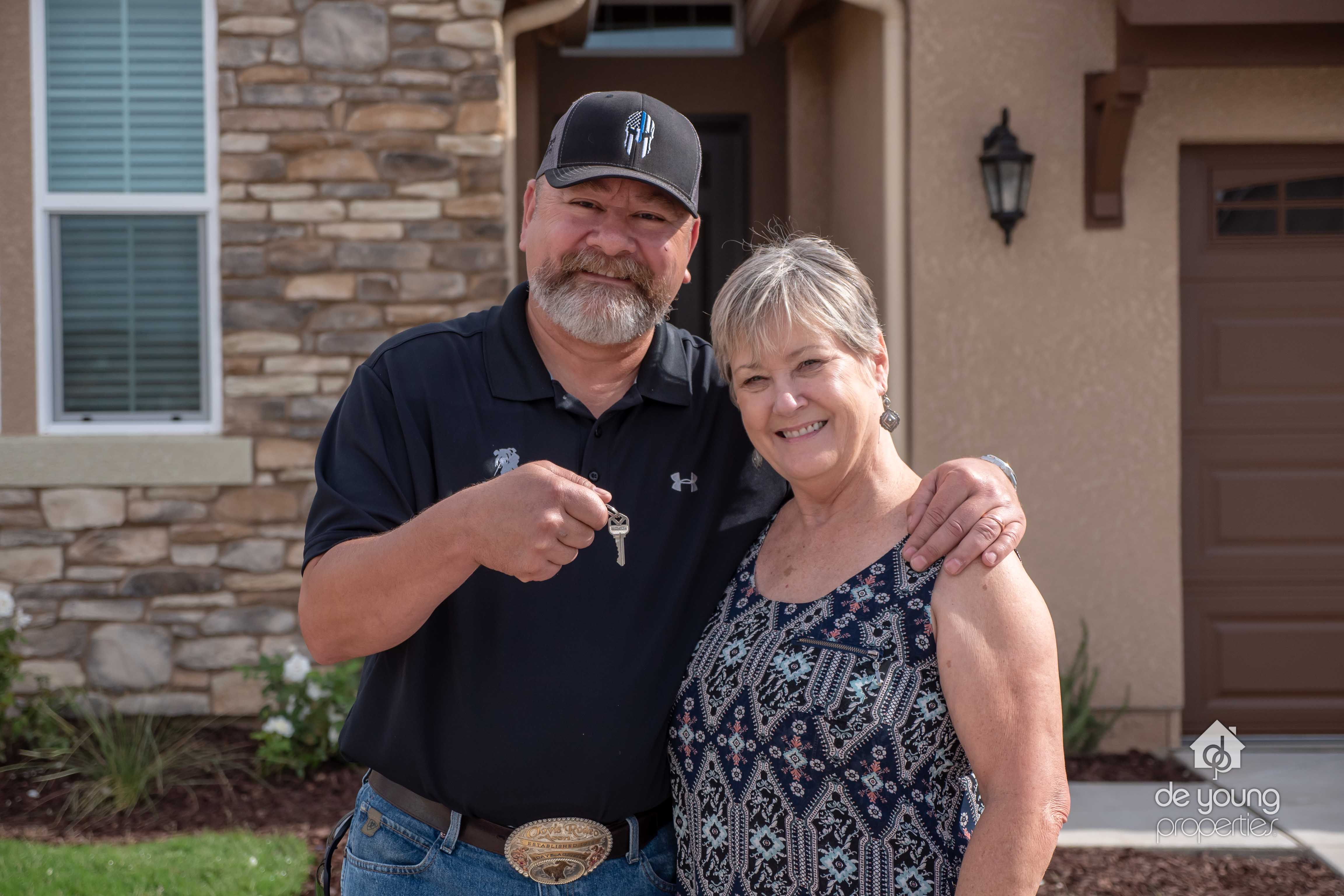 Veteran's Day Profile: Veteran Homeowner works with DeYoung Properties and their Heroes Program to Make His Dreams Come True!