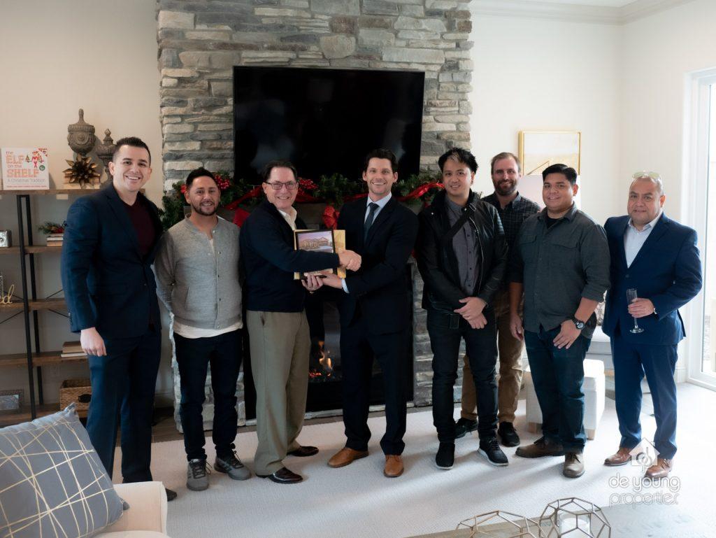 DeYoung Properties Celebrates 2019 Gold Award Real Estate Agent of the Year – Kuldip Ranu of Xander Real Estate