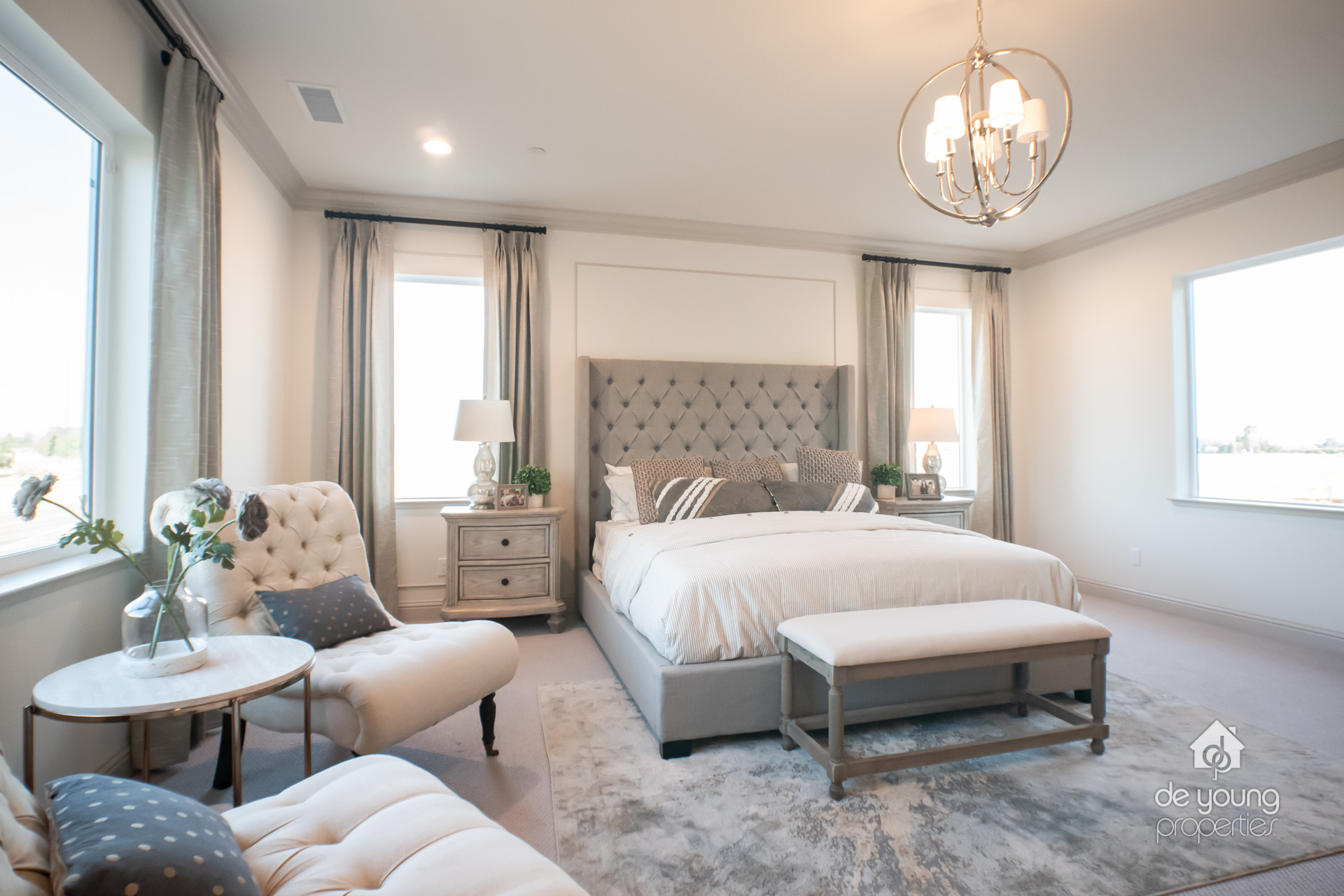 DeYoung Properties continues to see high demand for new homes!