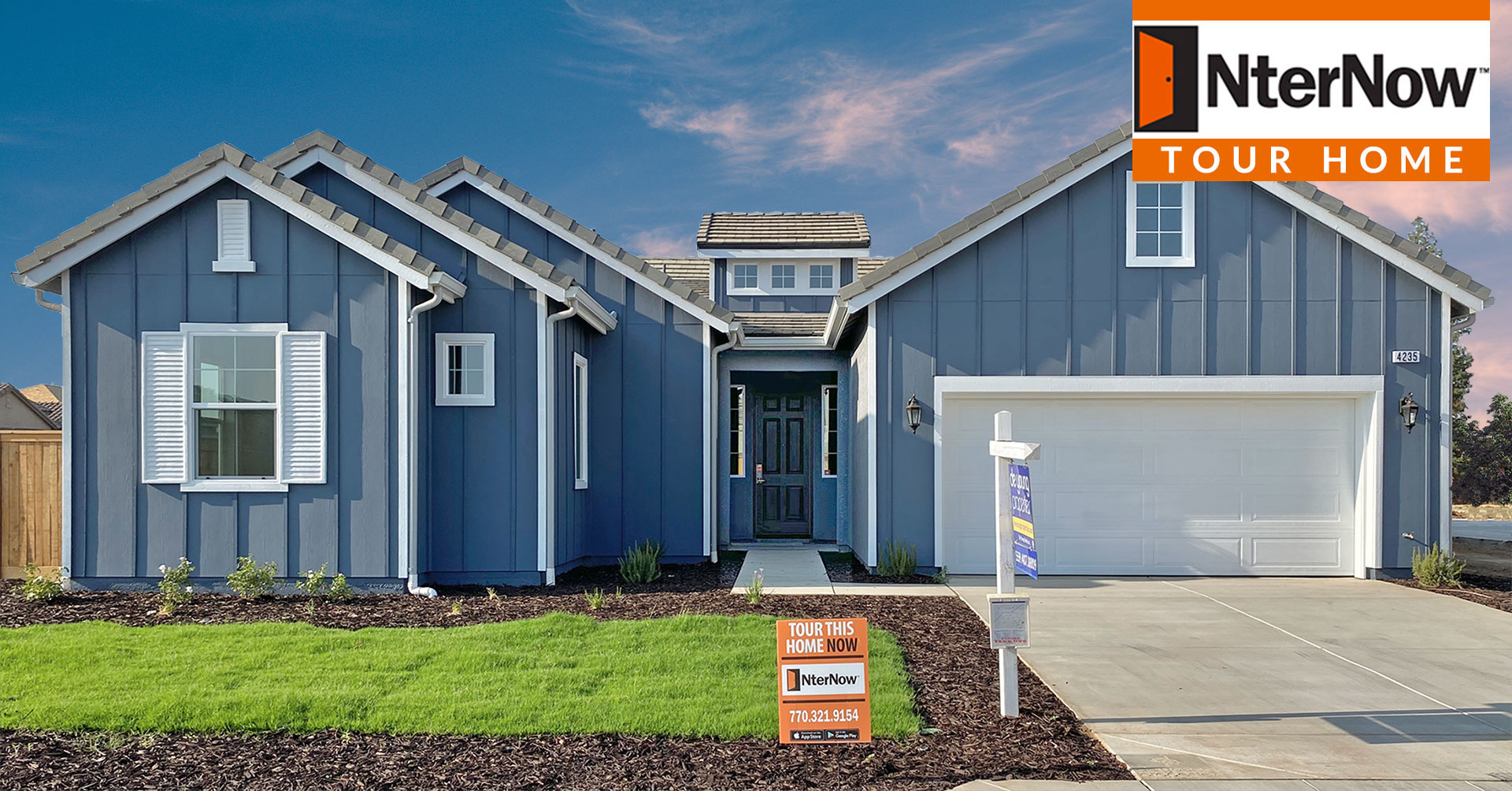 Move-In Ready Home With Interest Rate As Low As 2.625% With 20% Down At 2.647% APR – Don't Miss Out!