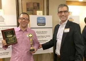American Classic Homes Wins Customer Satisfaction Achievement Award for the Second Year in a Row