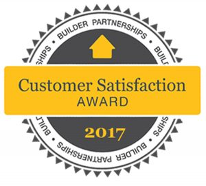 Builder Partnerships Names American Classic Homes Winners of Customer Satisfaction Achievement Award for a Third Year in a Row